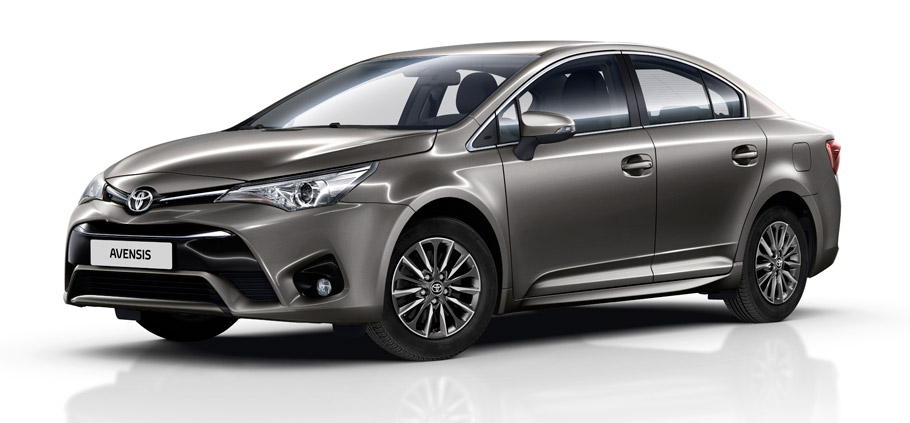 Toyota Avensis Toyring Sports Coupe