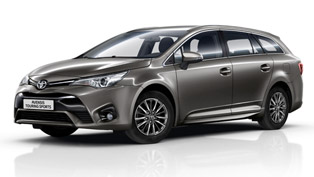 Toyota Avensis and Auris get revisions for MY2016