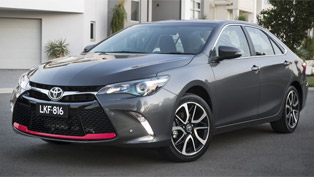 Refreshment accepted: 2016 Toyota Camry lineup and its new features are here!