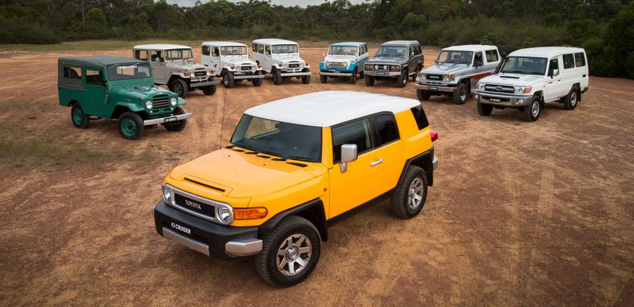 Toyota FJ Heritage