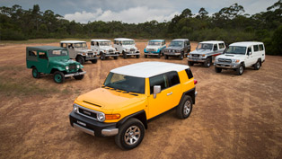 Farewell: Toyota to end production of FJ Cruiser in August