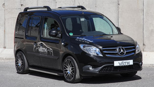 vath presents its latest masterpiece: a refined and distinctive citan unit