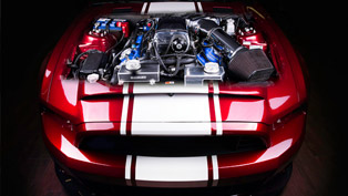 Vilner celebrates 20th Anniversary with killing it project based on Shelby Mustang GT500 Super Snake