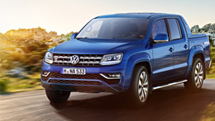 2016 VW Amarok comes with refined interior and vast number of goodies