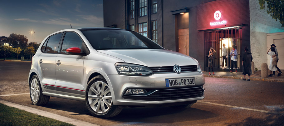 Volkswagen Polo Beats Special Edition front view