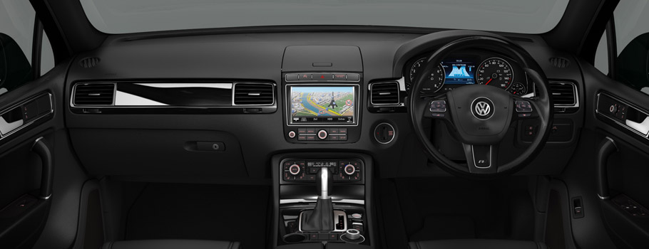 2016 Volkswagen Touareg R-Line Plus