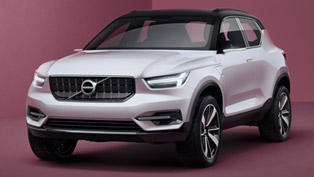 volvo to invade the small car segment: concept 40.1 and 40.2 have been just revealed! [w/video]