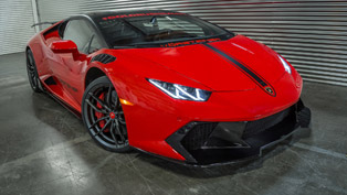Vorsteiner Lamborghini Huracan Novara is the new trend that you need to see