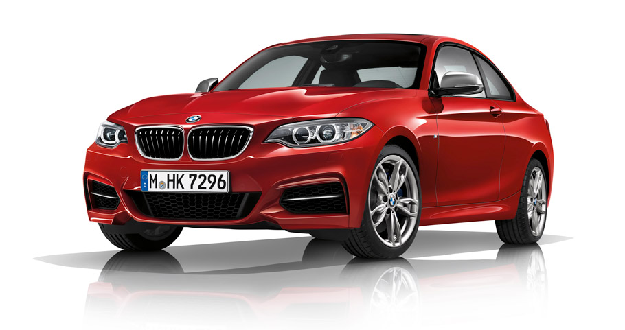 2016 BMW 2 Series 240i Coupe