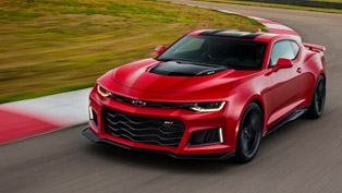 chevrolet team gears the 2017 camaro zl1 with the almighty hydra-matic transmission [w/video]