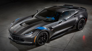Power unleashed: 2017 Corvette Grand Sport is available for order!