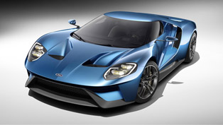 The lightweight 2016 Ford GT becomes even lighter: there are carbon-fiber wheels already available