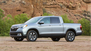 2017 Honda Ridgeline is soon available. Here's what you need to know!