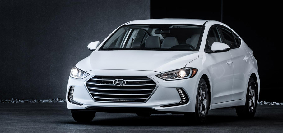 hyundai reveals details for the 2017 elantra eco model. Black Bedroom Furniture Sets. Home Design Ideas