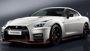 Nissan proudly unveils the 2017 GT-R NISMO. Check it out!