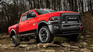 2017 Chicago Auto Show will witness the capabilities of the almighty 2017 Ram Power Wagon