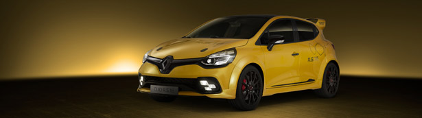 Renault Sport reveals a rather special concept model for special anniversary. Check it out!