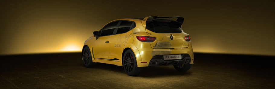 2017 Renault Sport RS Clio 16