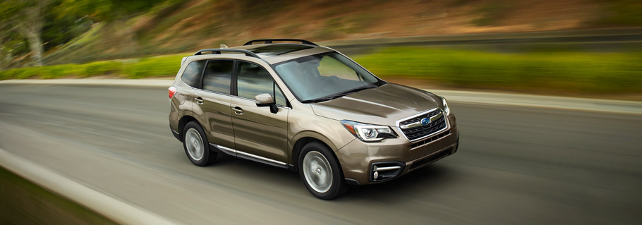 subaru announces details for the 2017 forester lineup. Black Bedroom Furniture Sets. Home Design Ideas