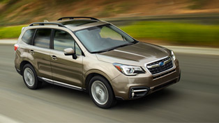 subaru team has finally announced more details for the 2017 forester lineup