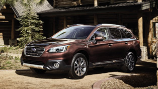 Subaru Outback and Legacy get significant updates for 2017 model year