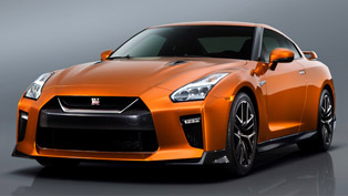2017 nissan gt-r debuted at the west coast public premiere