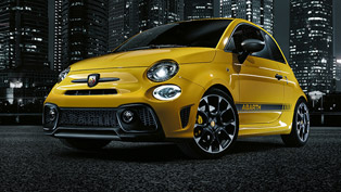 latest abarth 595 impresses with abundant equipment and vastness of power