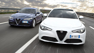 Alfa Romeo Giulia is expression of the meaning of exhilarating Italian design