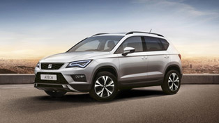 seat ateca first edition is the suv designed by you