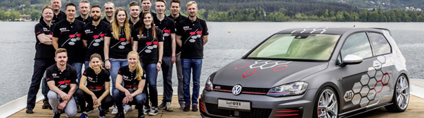 Volkswagen Golf GTI Heartbeat and Golf R Variant Performance 35 debut at Wörthersee
