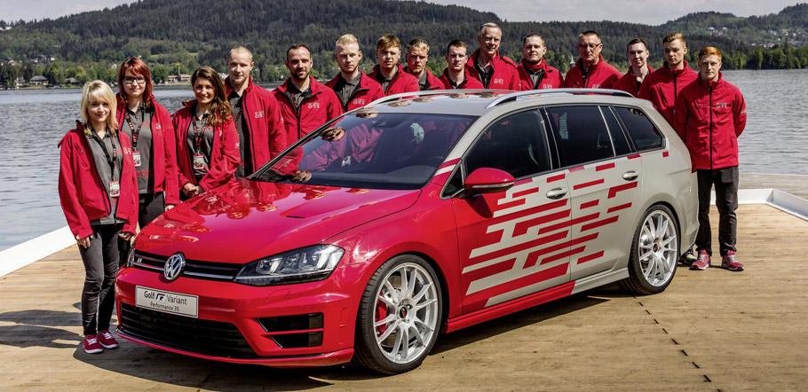 Golf R Variant Performance 35