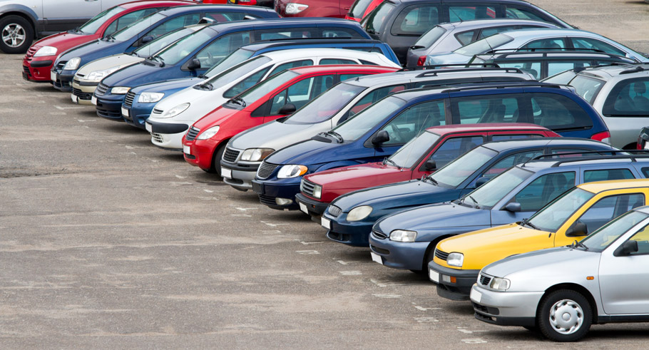 Used car sales in UK