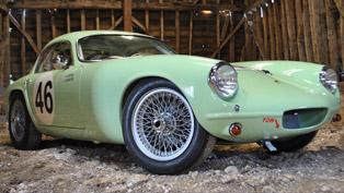 Silverstone Auctions is looking for the owner of a restored 1958 Lotus Elise