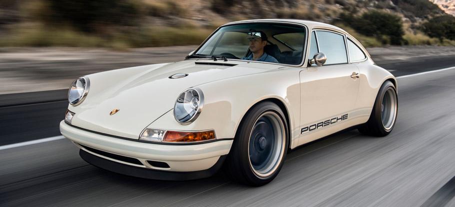 1990 Polestar Newcastle Porsche 911
