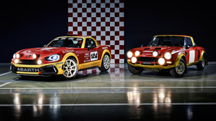 Why Abarth is such a great brand and why the new 124 Spider Rally is such a great vehicle