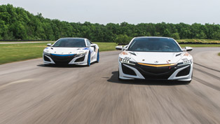 acura showcases two new nsx models: what should we know for brand's future plans?