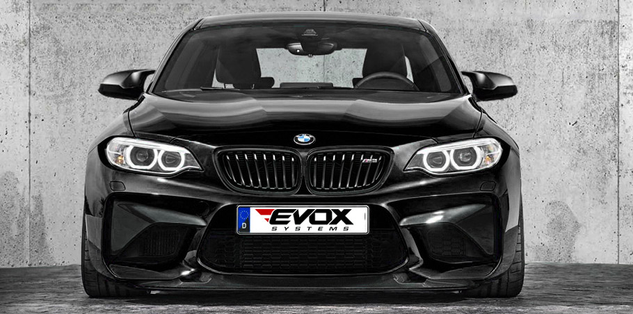 Alpha-N Performance BMW M2 front view