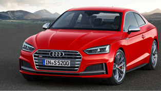 Let's take one more look at the 2016 Audi A5. It deserves it, right?