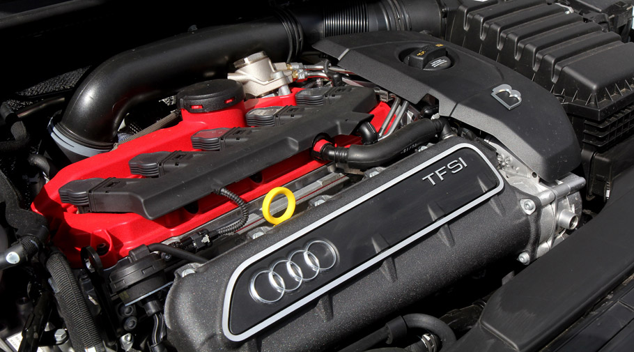 B&B Audi RS3 8V engine