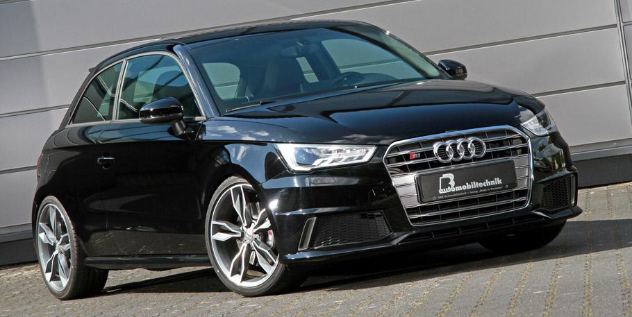 2016 B&B Automobiltechnik Audi S1 front view