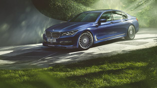Is there anything special about the new ALPINA models? You be the judge [w/video]