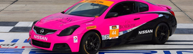 Candy Skull Altima to enter the Continental Tire Series