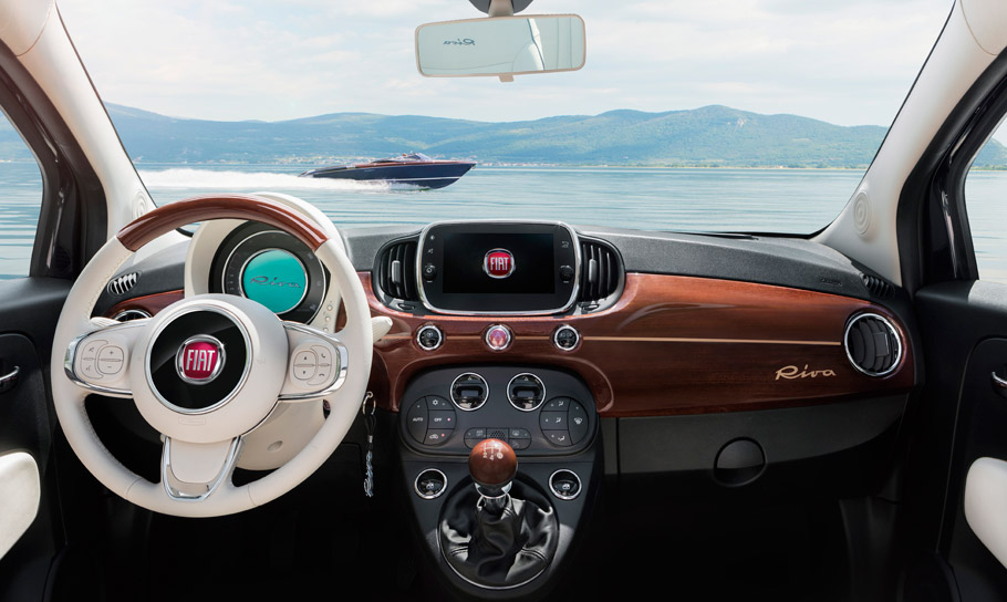 2016 Fiat 500 Riva