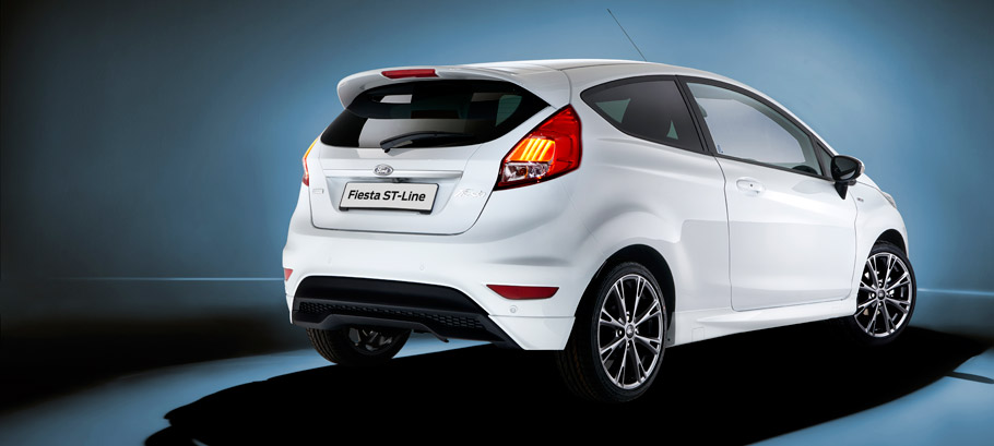 2016 Ford Fiesta ST-Line