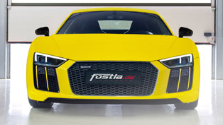 Fostla.de is killing it with this Audi R8 V10 Plus project
