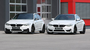 When one 600HP BMW is not enough, you make two of them!