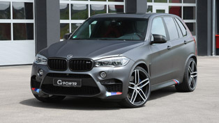 g-power shows how the bmw x5 m could have unlimited source of power