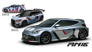 Hyundai revealed RM6 and N 2025 Vision Gran Turismo at the Busan Motor Show