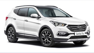 hyundai - team wiggins partnership results with creating a limited run of santa fe vehicles