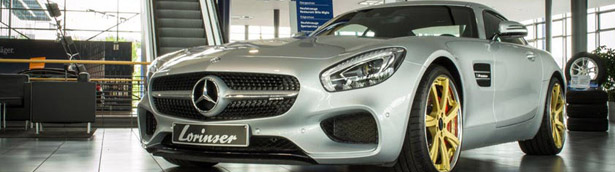 Lorinser releases power-upgrade for Mercedes-AMG GT and GT S